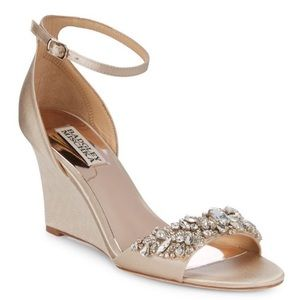 Badgley Mischka Tyra Shoes - Size 9